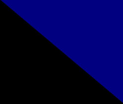 Bleu navy /noir