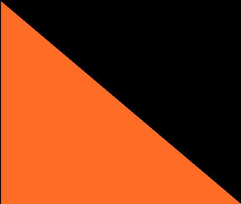 Noir /Orange haute visibilité